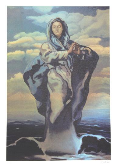 Water Goddess-Robert Lambaise-Collectable Print