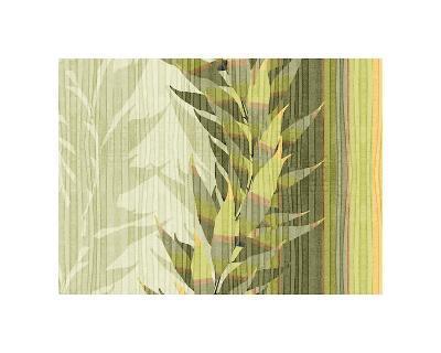 Water Leaves I-Mali Nave-Giclee Print