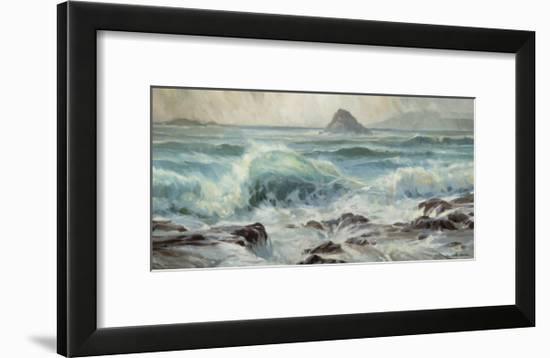 Water Music-Steve Henderson-Framed Giclee Print
