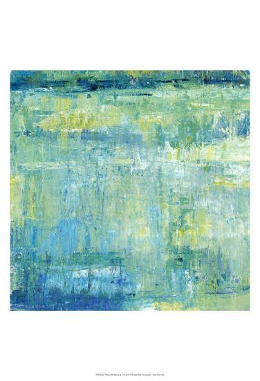 Water Reflection I-Tim O'toole-Art Print