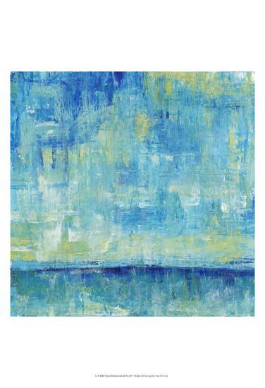 Water Reflections III-Tim O'toole-Art Print