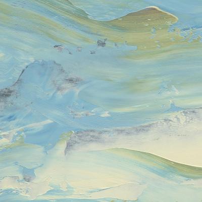 Water's Edge III-Alicia Ludwig-Premium Giclee Print