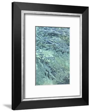 Water Series #10-Betsy Cameron-Framed Art Print