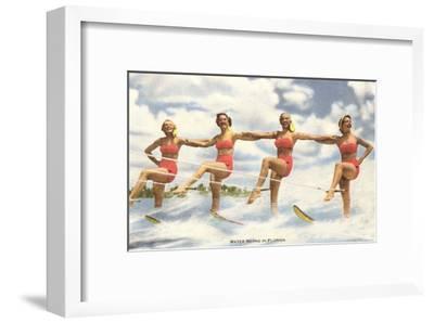 Water Skiers, Florida