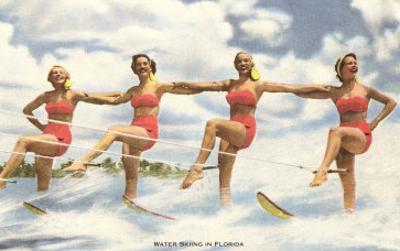 Water Skiing in Florida