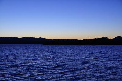 Water Sky Blue-Logan Thomas-Photographic Print