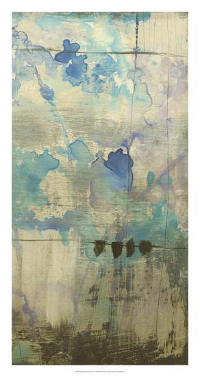 Water Space I-Jennifer Goldberger-Premium Giclee Print