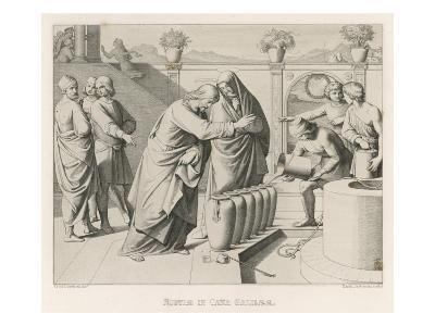Water to Wine--Giclee Print