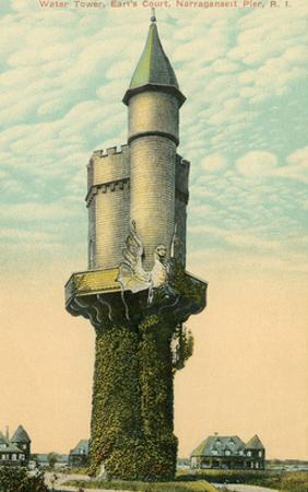 Water Tower, Narragansett Pier