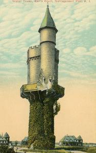 Water Tower, Narragansett Pier