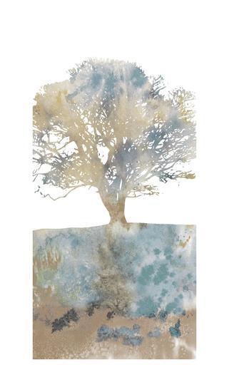 Water Tree II-Stephane Fontaine-Giclee Print
