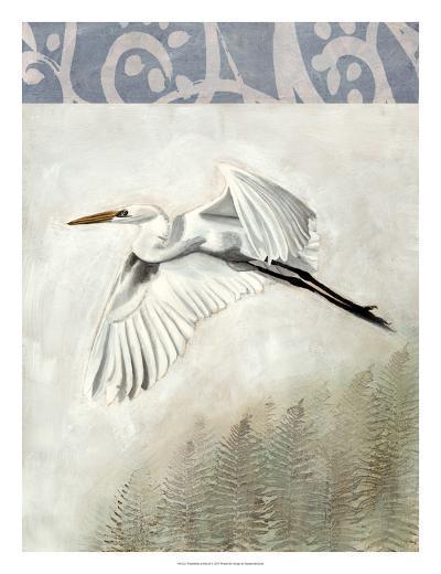 Waterbirds in Mist II-Naomi McCavitt-Giclee Print
