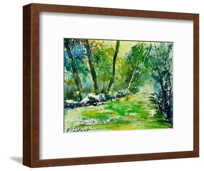 Watercolor 019031-Pol Ledent-Framed Art Print