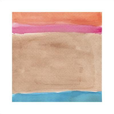 Watercolor 1, c.2011-Valerie Francoise-Premium Giclee Print