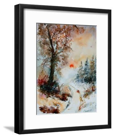 Watercolor 121212-Pol Ledent-Framed Art Print