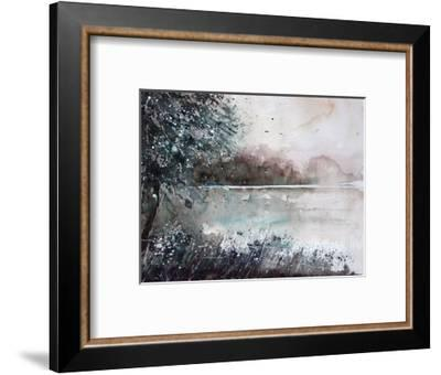Watercolor 151205-Pol Ledent-Framed Art Print