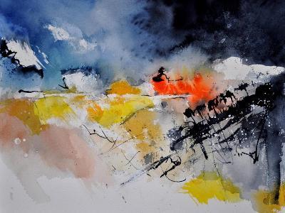 Watercolor 212132-Pol Ledent-Art Print