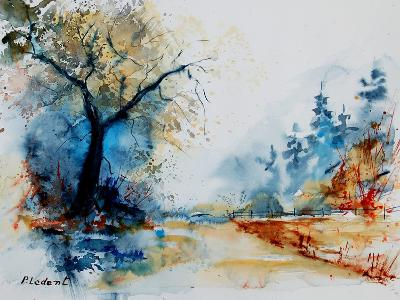 Watercolor 2407062-Pol Ledent-Art Print