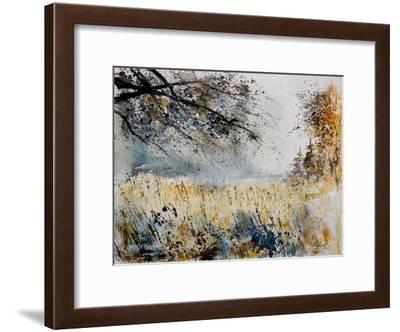 Watercolor 270207-Pol Ledent-Framed Art Print