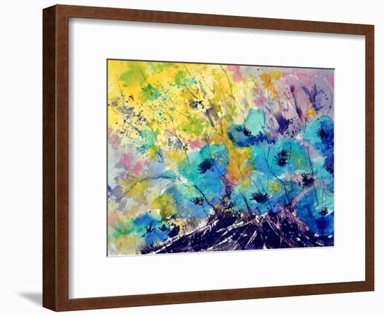 Watercolor 412113-Pol Ledent-Framed Art Print