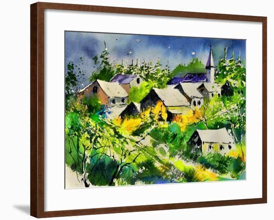 Watercolor 415071-Pol Ledent-Framed Art Print