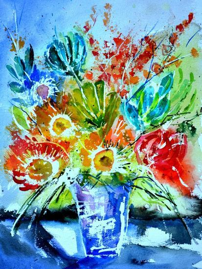 Watercolor 512012-Pol Ledent-Art Print