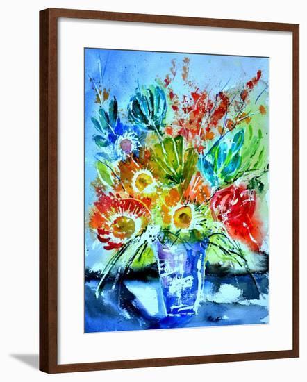 Watercolor 512012-Pol Ledent-Framed Art Print