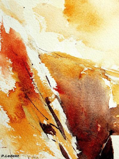 Watercolor 5896-Pol Ledent-Art Print