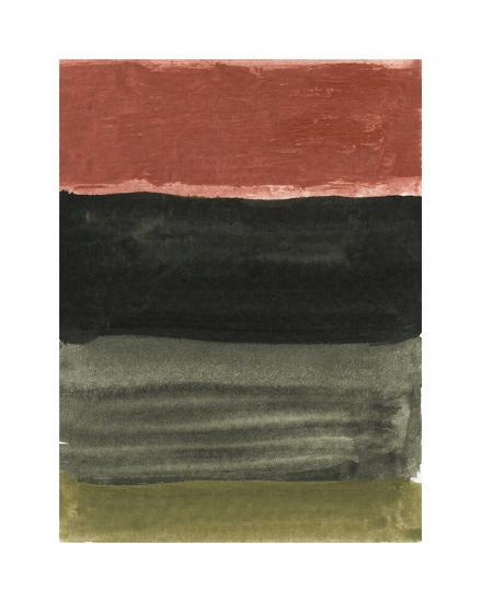 Watercolor 9, 2011-Valerie Francoise-Giclee Print