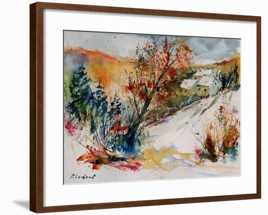 Watercolor 908002-Pol Ledent-Framed Art Print