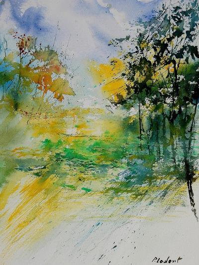 Watercolor 908051-Pol Ledent-Art Print