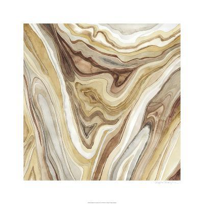 Watercolor Agate I-Megan Meagher-Limited Edition