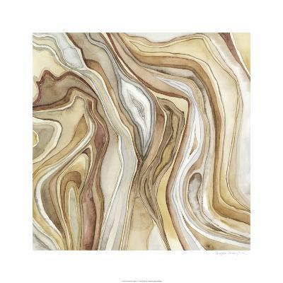 Watercolor Agate II-Megan Meagher-Limited Edition