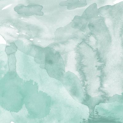 Watercolor Background. Digital Art Painting.- Evart-Art Print