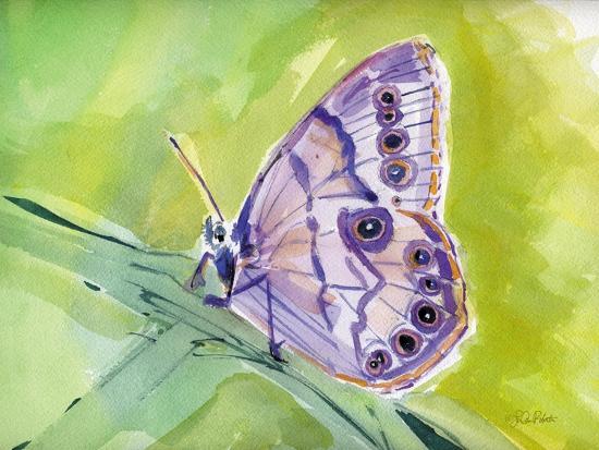 Watercolor Butterfly IV-LuAnn Roberto-Art Print