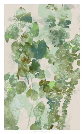 Watercolor Eucalyptus II-Jennifer Goldberger-Art Print
