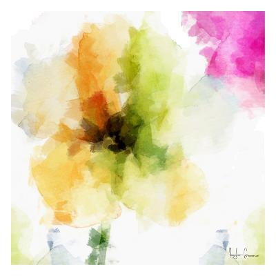 Watercolor Floral II-Taylor Greene-Art Print