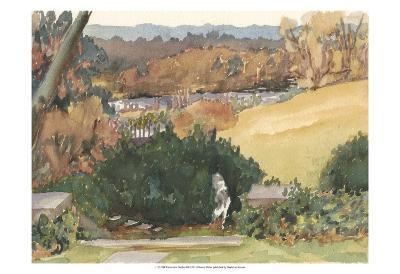 Watercolor Garden III-Dianne Miller-Art Print