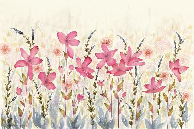 Watercolor Garden-Elyse DeNeige-Art Print
