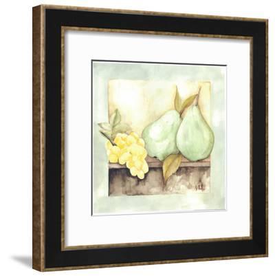 Watercolor I-Villalba-Framed Art Print