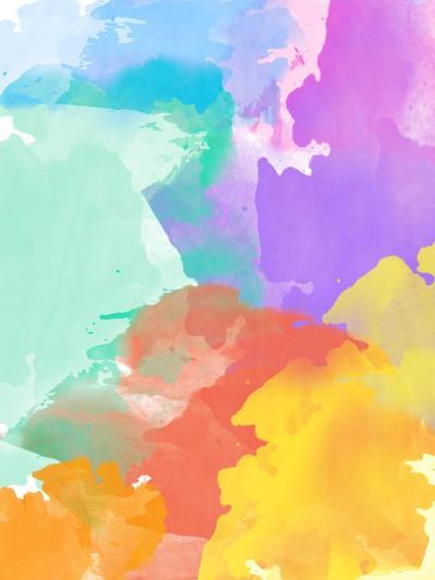 Watercolor Mess I-SD Graphics Studio-Art Print