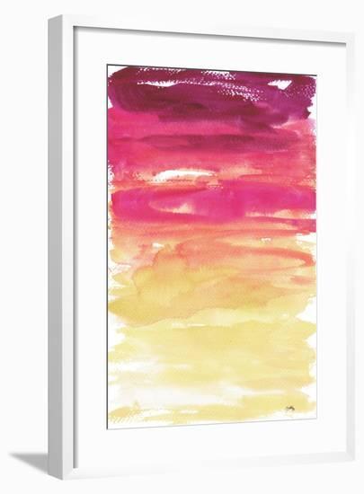 Watercolor Paper I-Elizabeth Medley-Framed Art Print
