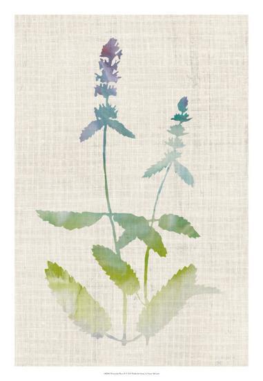 Watercolor Plants IV-Naomi McCavitt-Giclee Print