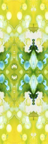 Watercolor Quilt VII-Jennifer Goldberger-Art Print