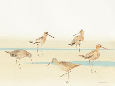 Watercolor Sandpipers I-Avery Tillmon-Art Print