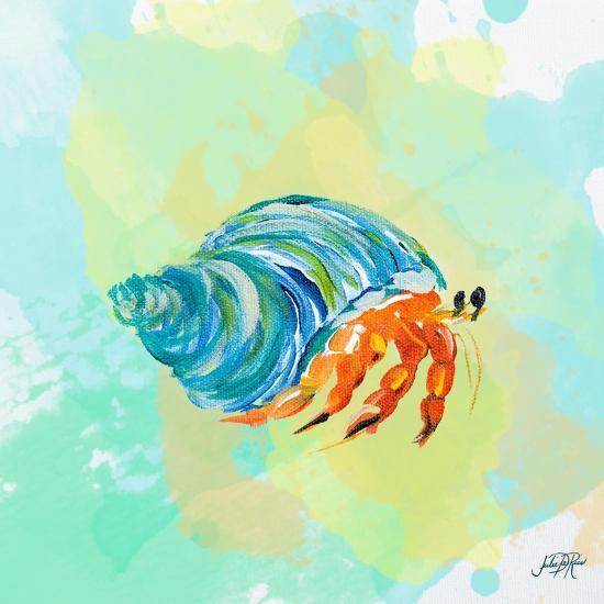 Watercolor Sea Creatures II-Julie DeRice-Art Print