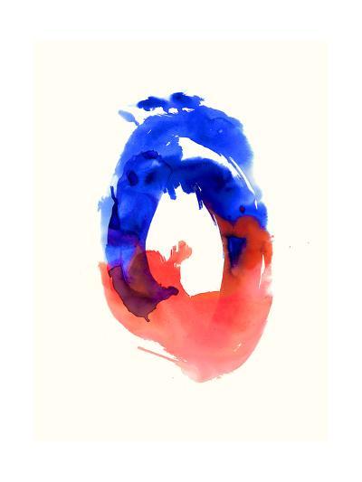 Watercolor Study No.5-Emma Jones-Premium Giclee Print