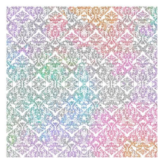 Watercolor Travel Pattern-Kimberly Allen-Art Print