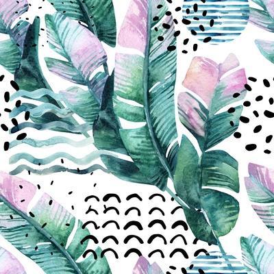 https://imgc.artprintimages.com/img/print/watercolor-tropical-leaves-and-geometric-shapes_u-l-q1byml90.jpg?p=0