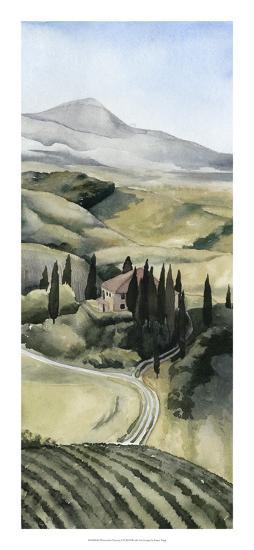 Watercolor Tuscany I-Grace Popp-Art Print